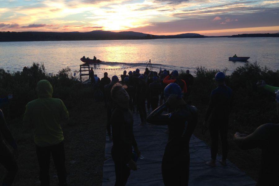 Swim Tour – Part 2. The Arctic Circle